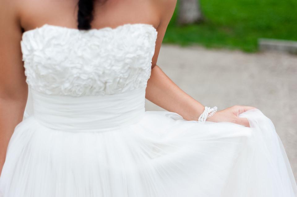 Weiße Brautkleider | Hochzeitskleider in weiß