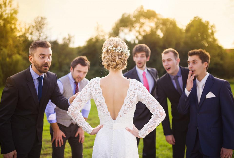 Brautkleid Langarm Edel Bedeckt Langarm Brautkleider