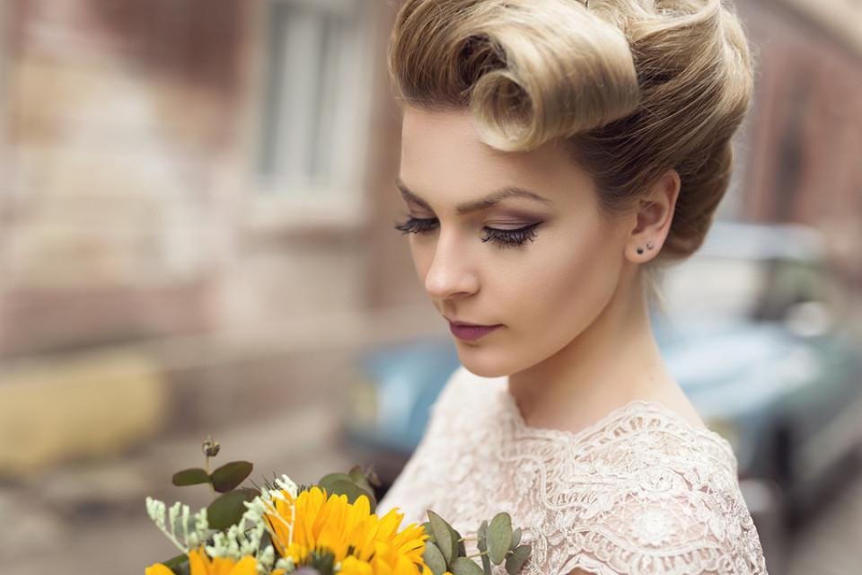 Rockabilly Brautkleid Stilecht Hochzeitskleid Fur Rockabellas