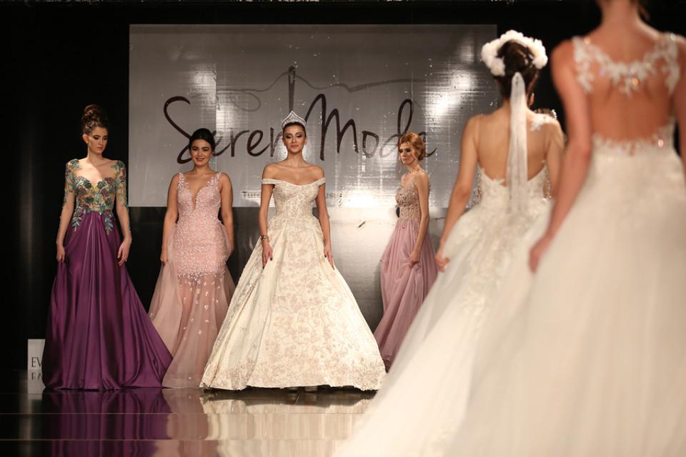 Türkische Hochzeitskleider   Herrliche Brautmode aus der Türkei