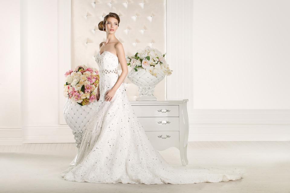 Brautkleid Verleih | Günstig zum Traum in Weiß: Geliehene Brautkleider